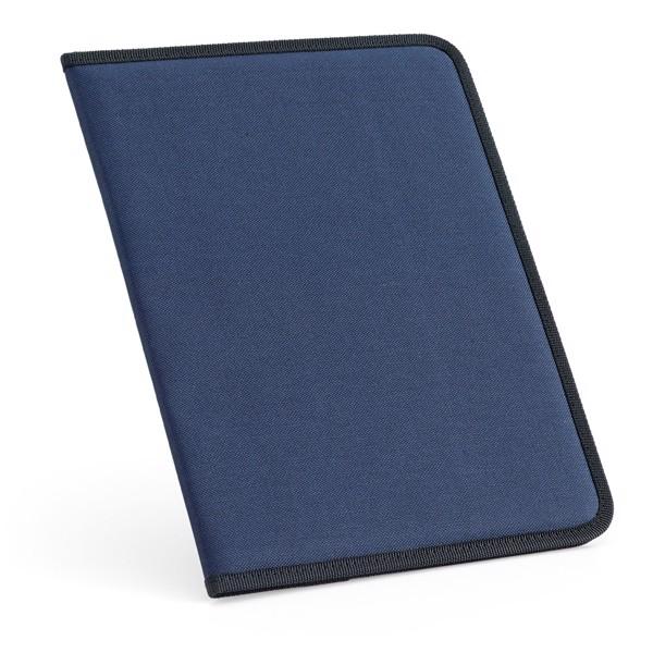 CUSSLER. Portafolios A4 - Azul