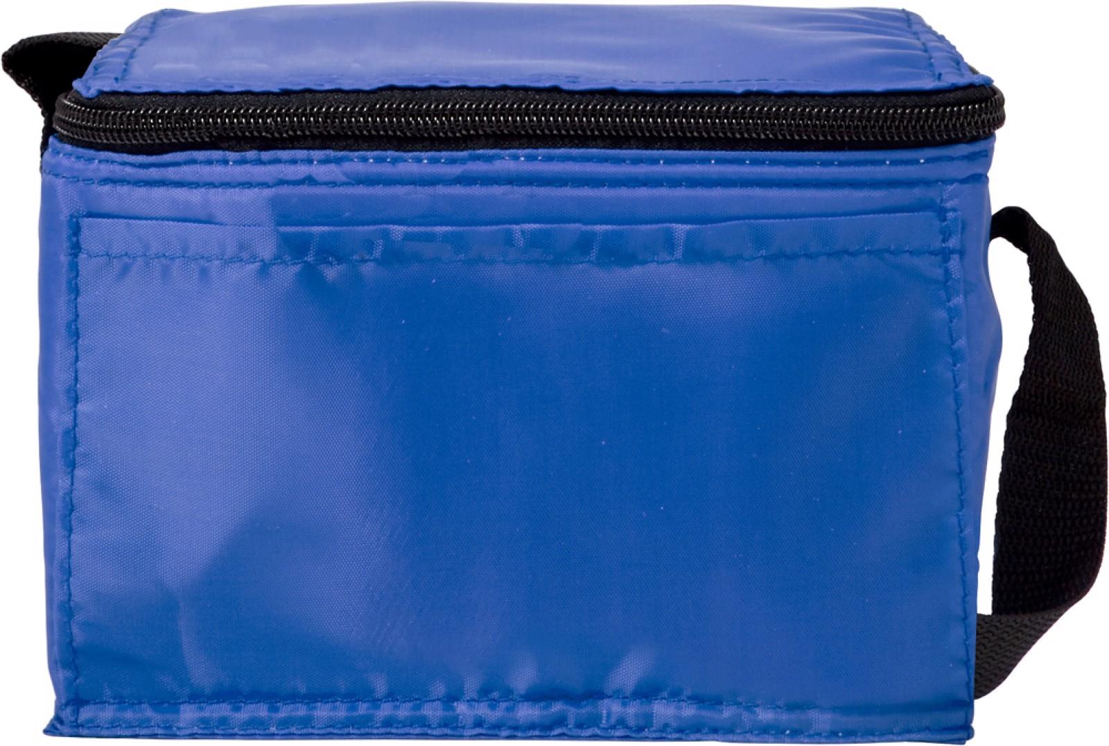 Polyester (210D) cooler bag - Cobalt Blue