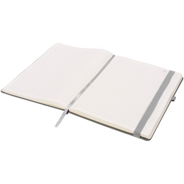 Rivista large notebook - Grey