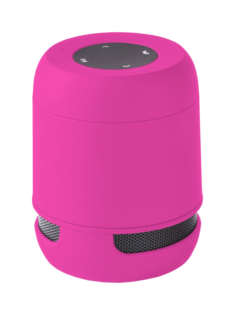 Bluetooth Reproduktor Braiss - Růžová / Černá
