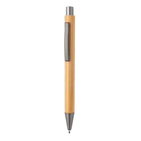 Tenké bambusové pero