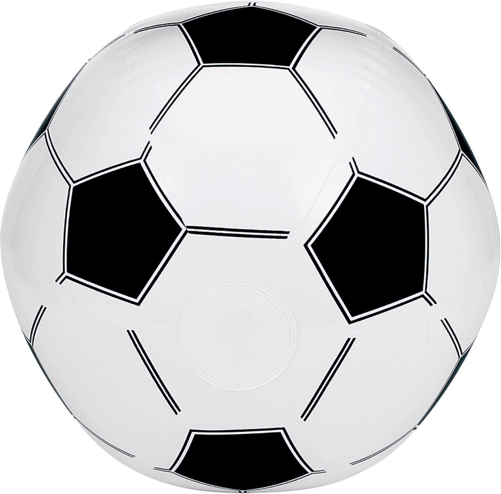 PVC football - White