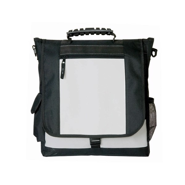 Briefcase Space - Black / Grey