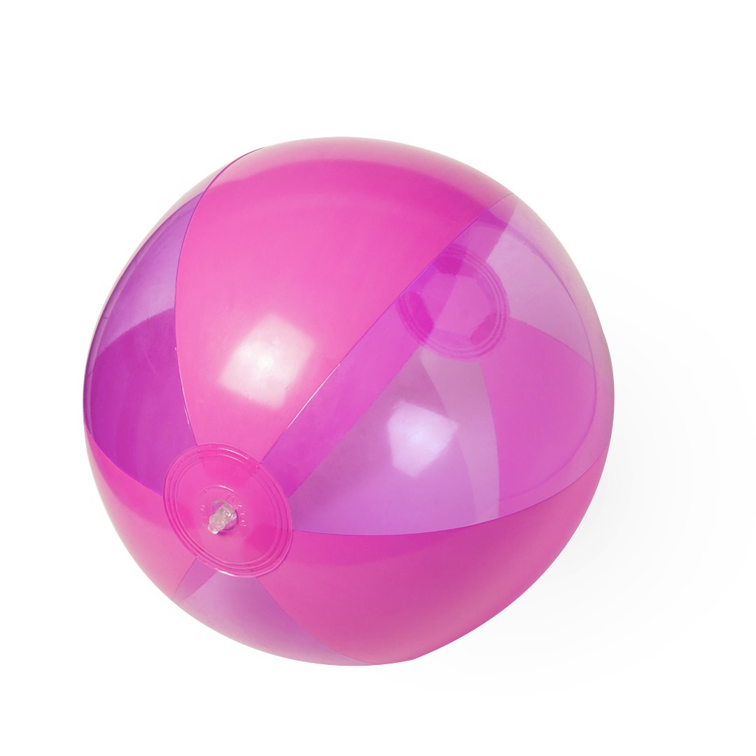 Beach Ball Bennick - Fuchsia
