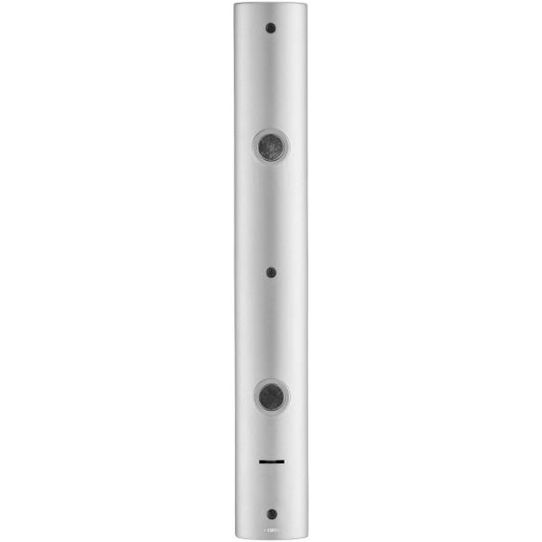 LED svítilna Magnet - Stříbrný
