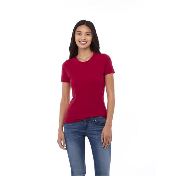 Balfour short sleeve women's GOTS organic t-shirt - Magenta / XL