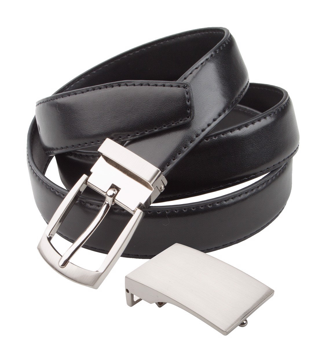 Belt Set Twice - Black