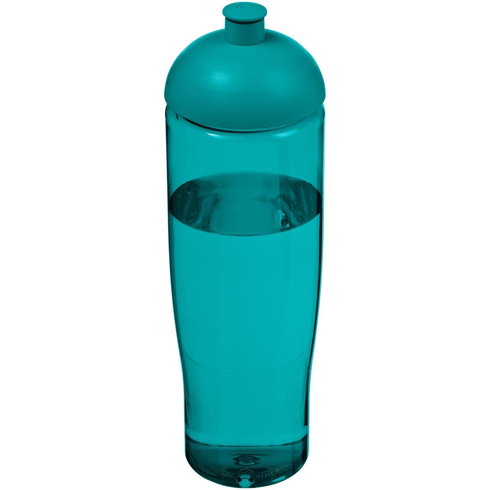 Sportovní láhev s kupolovitým víčkem H2O Tempo® 700 ml - Tyrkysová