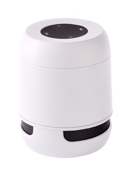 Bluetooth Reproduktor Braiss - Bílá / Černá