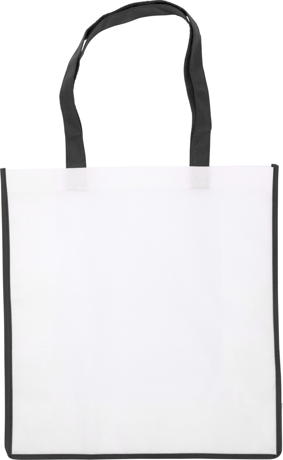 Nonwoven (80 gr/m²) bag - Black