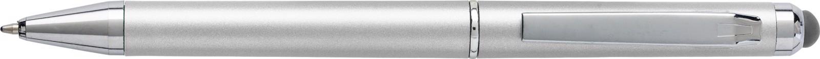 ABS ballpen - Silver