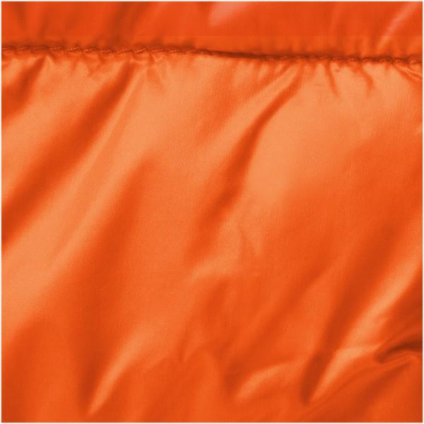 Lehká péřová bunda Scotia - 0ranžová / XS
