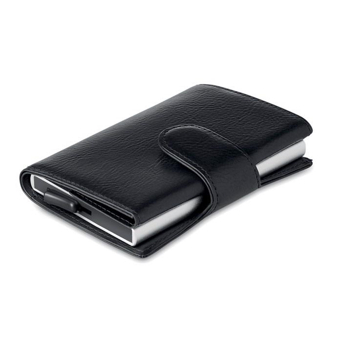 RFID cardholder and wallet Kendal - Black