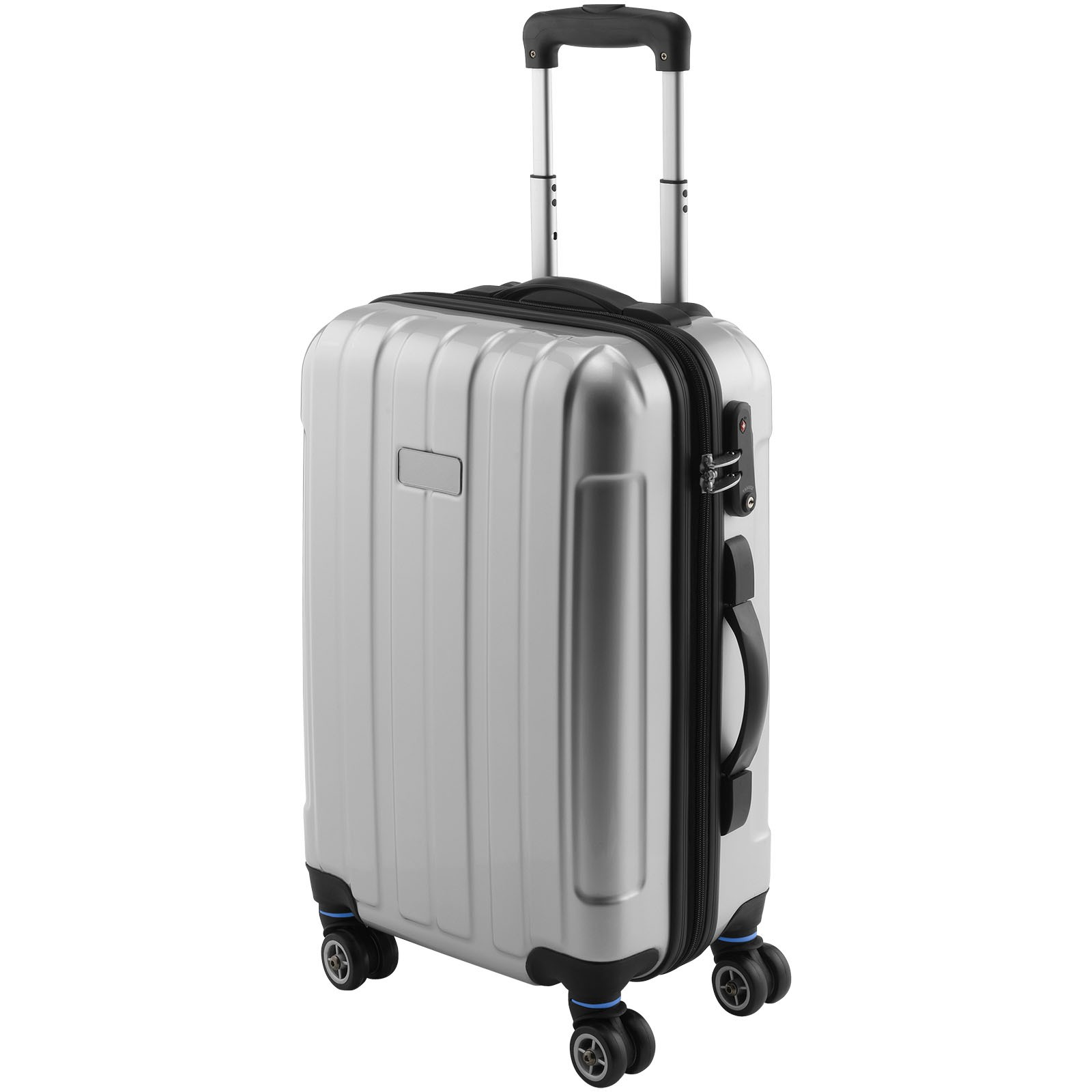 """Spinner 20"""" carry-on trolley - Silver"""