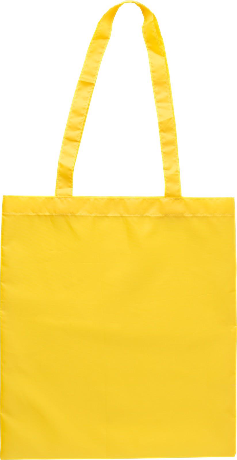 Bolsa de poliéster 190T RPET - Yellow