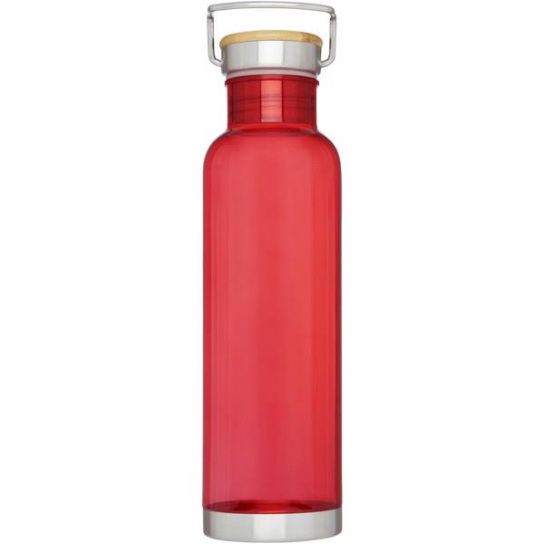 Thor 800ml Tritan™ sportovní láhev - Červená s efektem námrazy