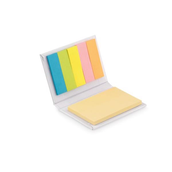 Memo pad Mini Visionmax - White