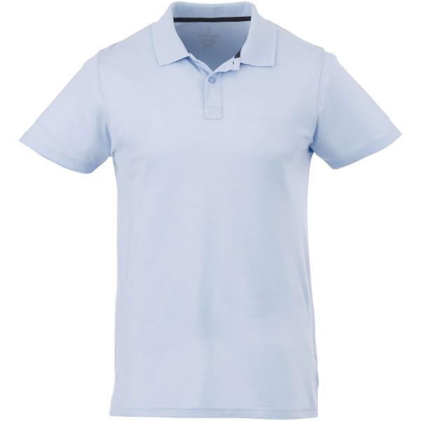 Primus short sleeve men's polo - Light blue / XL