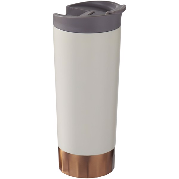 Peeta 500 ml copper vacuum insulated tumbler - Chrome