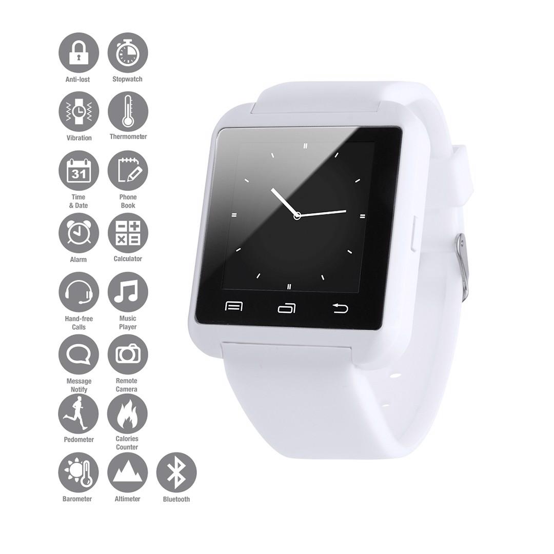 Reloj Inteligente Daril - Blanco