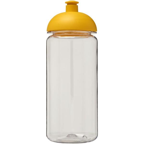 H2O Octave Tritan™ 600 ml dome lid sport bottle - Transparent / Yellow