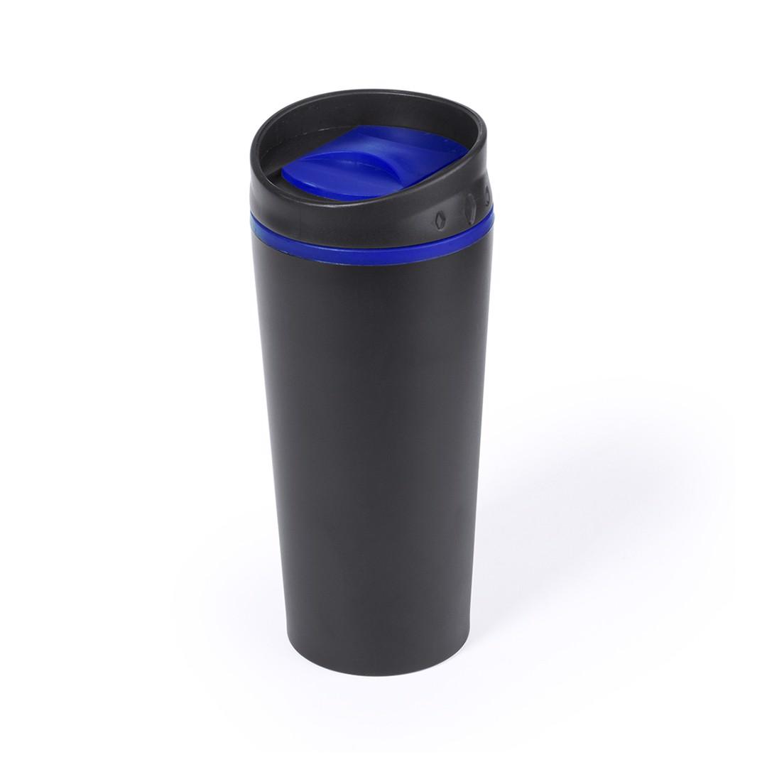 Vaso Katel - Azul