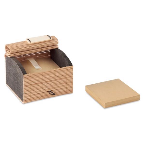 Zestaw 500 kartek z bambusa Cortina Block
