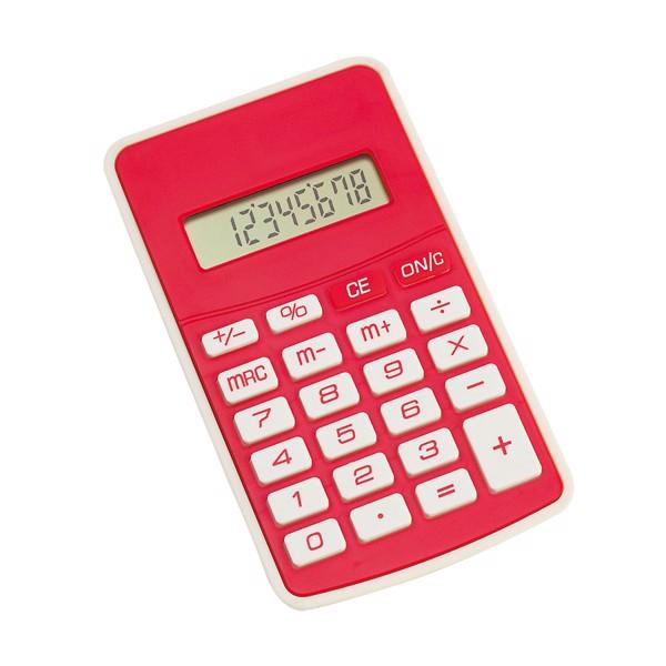Calculadora Result - Naranja