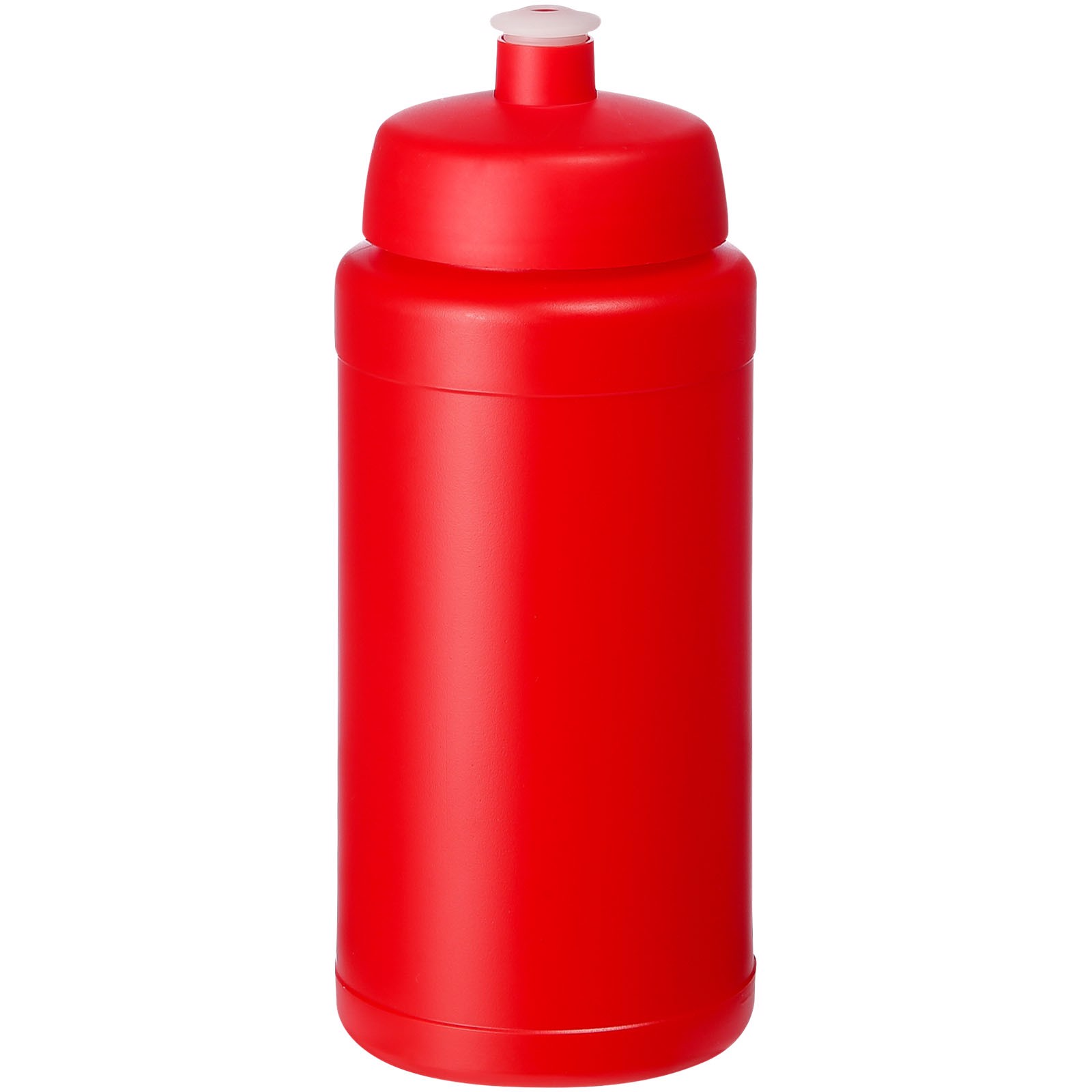 Baseline® Plus 500 ml bottle with sports lid - Red