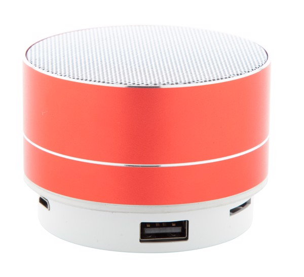 Bluetooth Speaker Whitins - Red