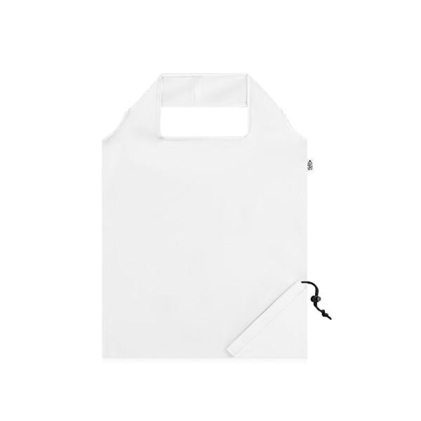 BEIRA.Αναδιπλούμενηη Τσάντα RPet - Λευκό