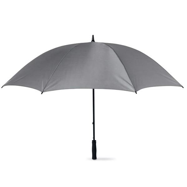 Windproof umbrella Gruso - Grey