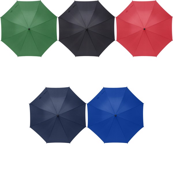 RPET polyester (170T) umbrella - Navy