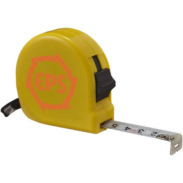 Měřicí pásmo Liam, 5 m - Žlutá