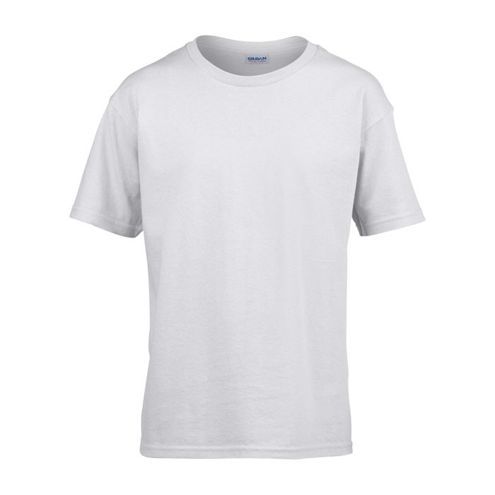 Dětské tričko 150 g/m² Kids Ring Spun T-Shirt 64000B - White / XS