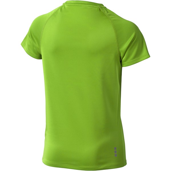 Niagara short sleeve kids cool fit t-shirt - Apple Green / 128