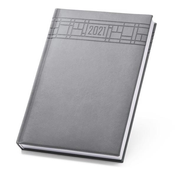 Diář B5 - Grey