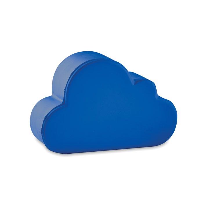 Anti-stress in cloud shape Cloudy - Blue