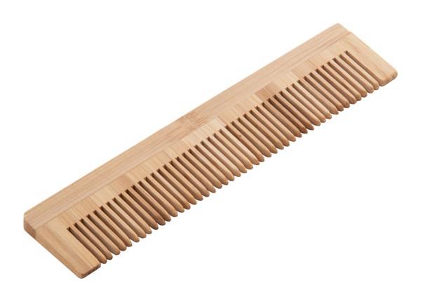 Pieptene Din Bambus Bessone - Natural