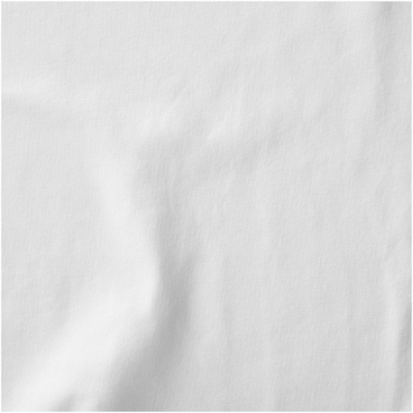 Dámské triko Curve s dlouhým rukávem - Bílá / L