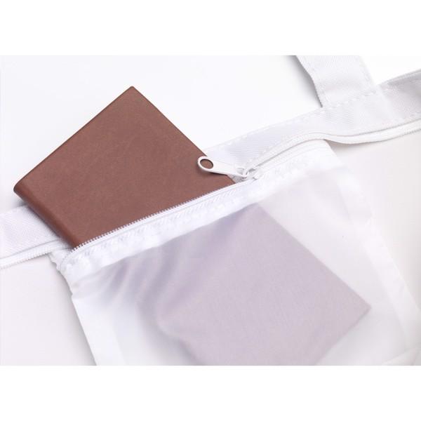 Royal XL Shopper bag - White