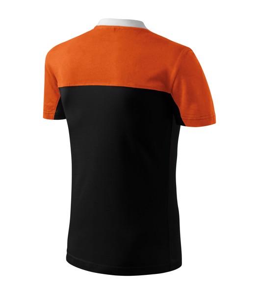 Tričko unisex Malfini Colormix - Oranžová / 3XL