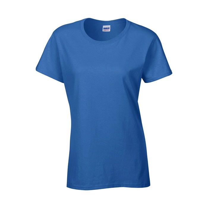 Ladies T-Shirt 185 g/m² Ladies Heavy Cotton 5000L - Royal / L