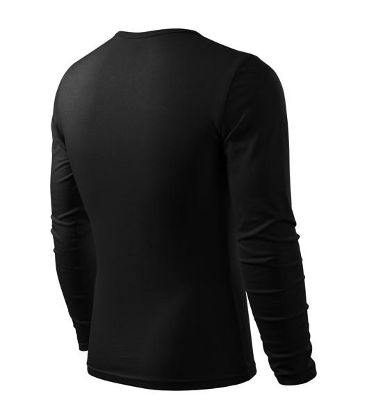 Triko pánské Malfini Fit-T LS - Černá / XL