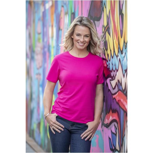 Balfour short sleeve women's GOTS organic t-shirt - Grey melange / S