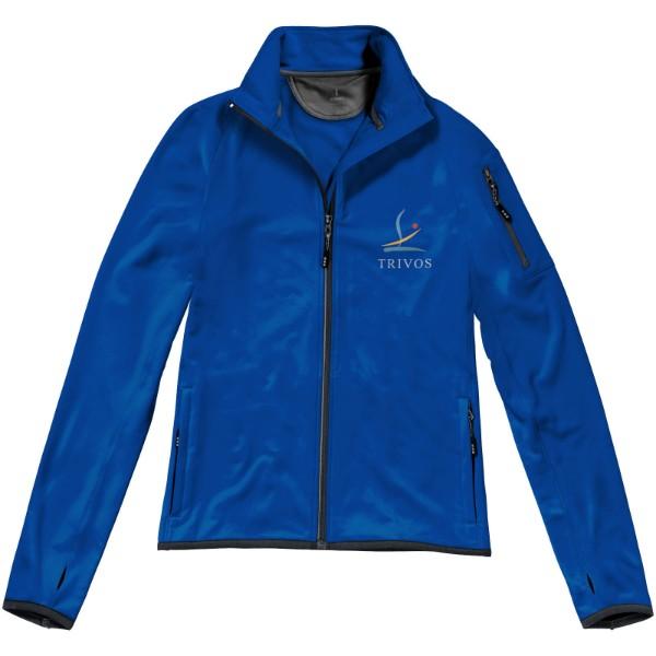 Mani power fleece full zip ladies jacket - Blue / XS