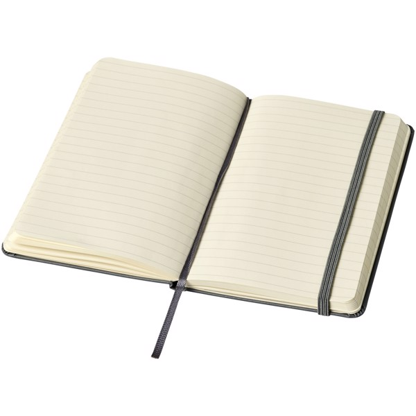 Classic PK hard cover notebook - ruled - Slate grey