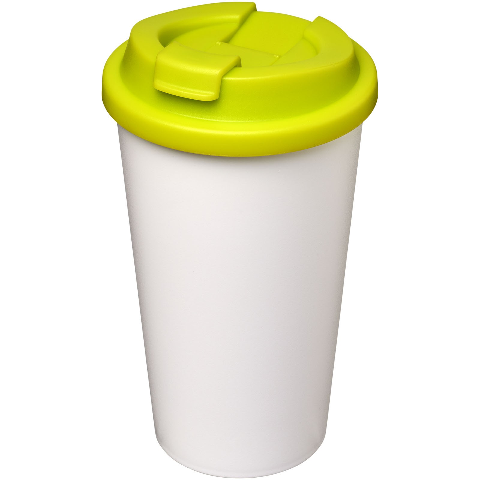Americano® 350 ml spill-proof insulated tumbler - Lime