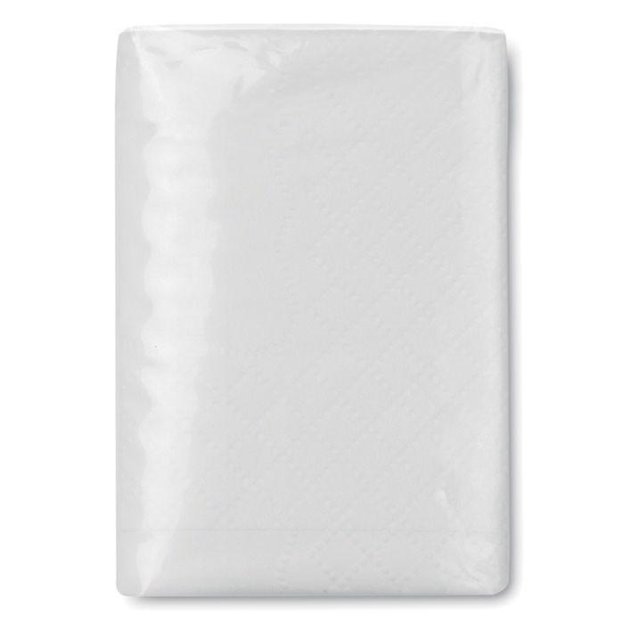 Mini chusteczki Sneezie - biały
