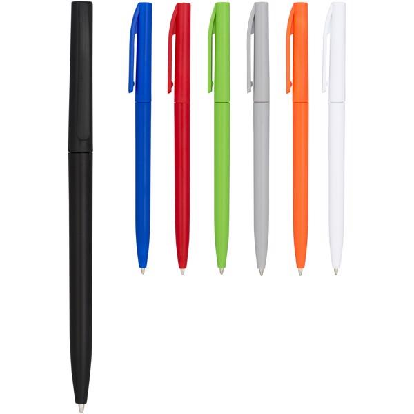 Mondriane ballpoint pen solid - White